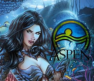 Shop Jesse Wichmann exclusive titles for Aspen Comics