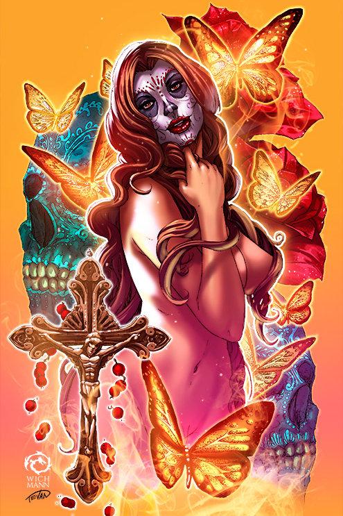 La Muerta - Ascension #1 Crystal Metallico Edition