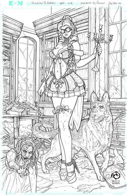 Princesses vs. Zombies - Bella Rose