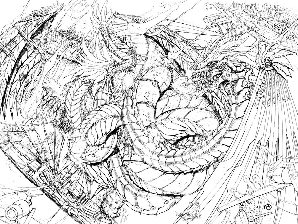 Kaiju Epic!