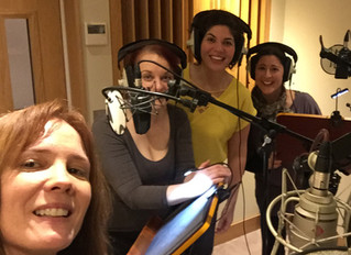 Why trained voice actors have the edge