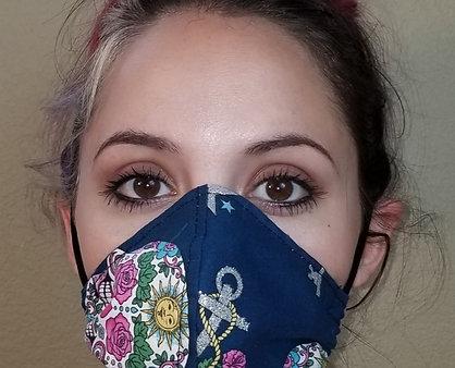 Medium Deluxe Mask