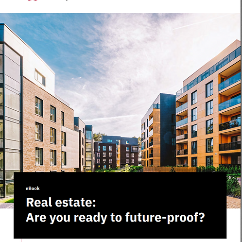 Real Estate - Ready to future - proof