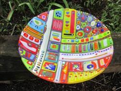 Colourful bowl