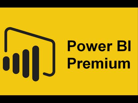 Power BI Premium and Azure Analysis Services