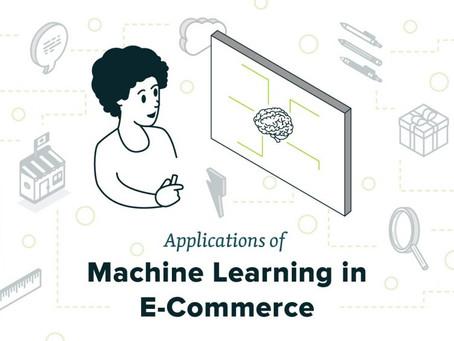 Use cases of Machine Learning for E-commerce enterprises