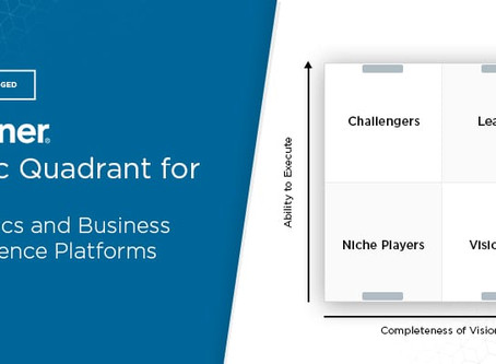 Magic Quadrant for Analytics and Business Intelligence Platforms