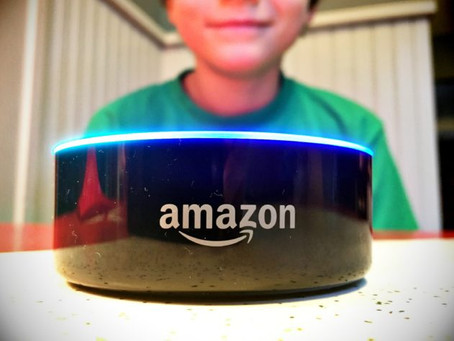Machine learning or laughing? Amazon's Alexa is freaking people out with unprovoked chuckle