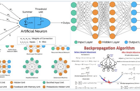 Artificial Neural Networks in a Nutshell