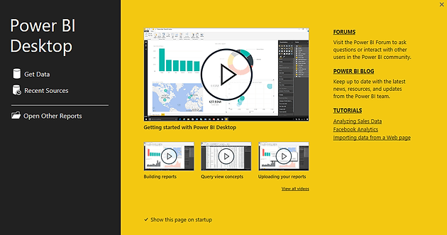 Power BI Desktop November 2018 Feature Summary | Machine