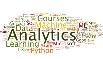 BIG Data & Analytics, Data Science, Machine Learning - Random Insights!