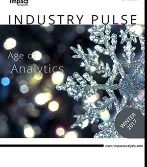 Analytics industry pulse winter 2017