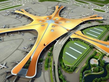El nuevo aeropuerto de Beijing se encamina hacia un espacio inteligente