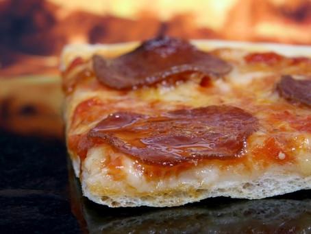 IA para conseguir pizzas de mejor calidad