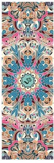 Yogamatte ''Ibiza'' von Aqua-licious