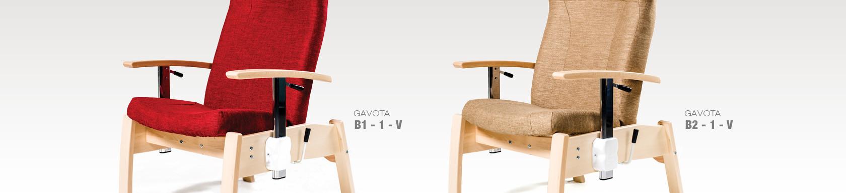 GAVOTA B - NASTAVITEĽNÉ PODRUČKY