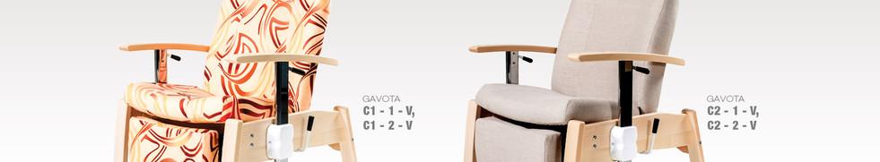 GAVOTA C - NASTAVITEĽNÉ PODRUČKY