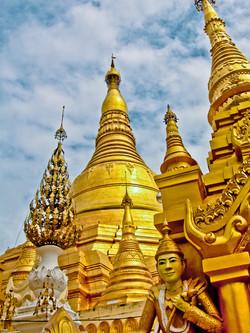 Shwedagon Pagoda, Yangon 2007