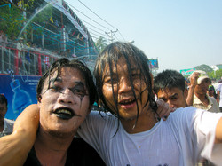 Thingyin, Yangon 2010-3