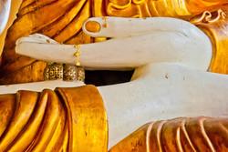 Buddha Hand, Shwedagon Pagoda, Yangon 2009-2