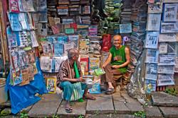 Book Shop, Yangon 2008