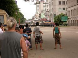 September 2007 Demonstrations, Yangon 2007-5