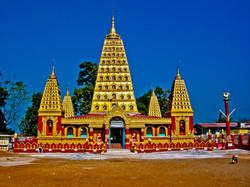 Min Kyaung Pagoda, Taunggyi, Myanmar 2007