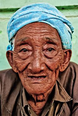 Old Man, Yangon 2008
