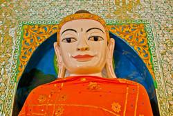 Buddha, Yangon 2008-2