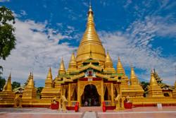 Shwe Bontha Muni Pagoda, near Pyay 2008