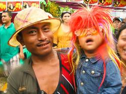 Thingyin, Yangon 2009