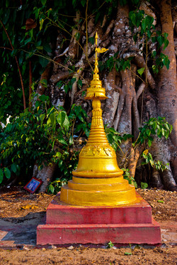 Small Pagoda, Yangon 2010