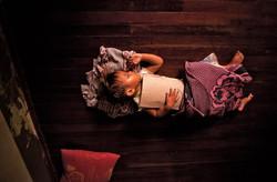 Sleeping Child, Yangon 2009