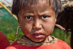 Young Eng Boy, near Kyaing Taung, Myanmar 2008