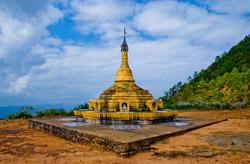 Pagdoda, near Kyaing Taung 2008