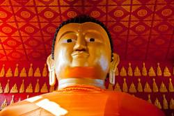 Buddha, Kyaing Taung (Kengtung), Myanmar 2008