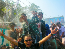 Thingyin, Yangon 2010-11