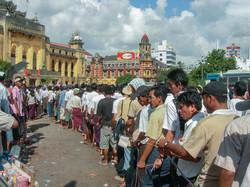 September 2007 Demonstrations, Yangon 2007-3