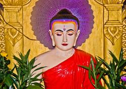 Buddha, Yangon 2009
