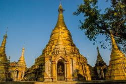Pagoda, Yangon 2008