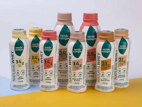 Verde Campo avança em lácteos saudáveis