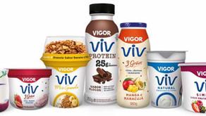 Vigor lança iogurte Búlgaro e, mais uma vez, inaugura categoria no mercado de lácteos