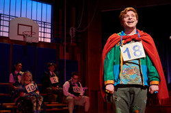 Leaf Coneybear in the 25th Annual Putnam County Spelling Bee
