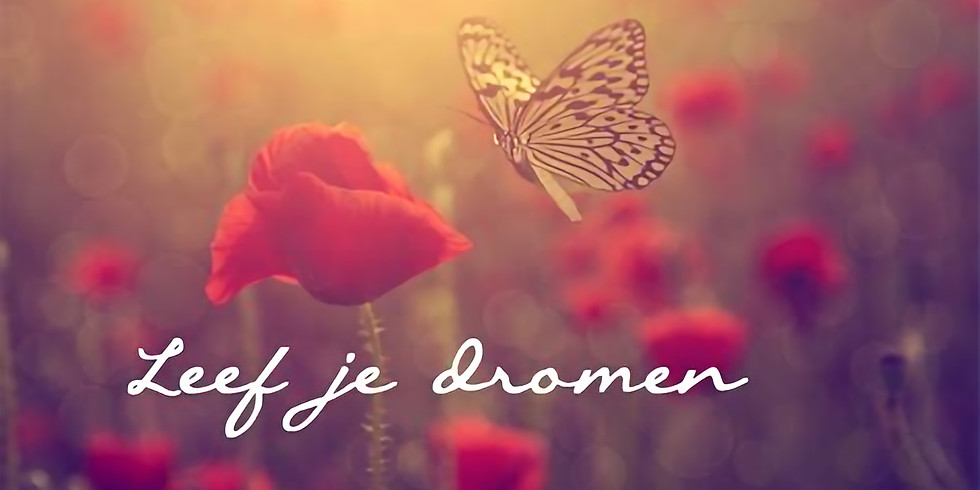 'Leef je dromen' -weekend