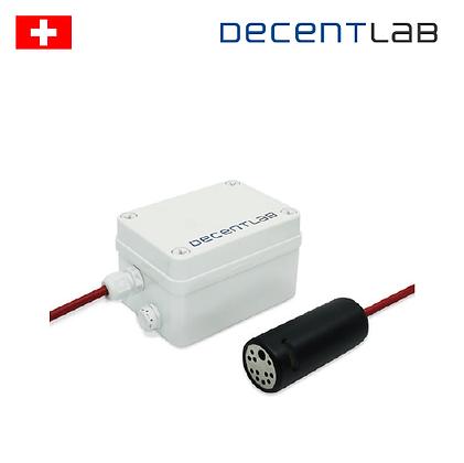 Sonda de nivel multiparámetro para LoRaWAN® Decentlab