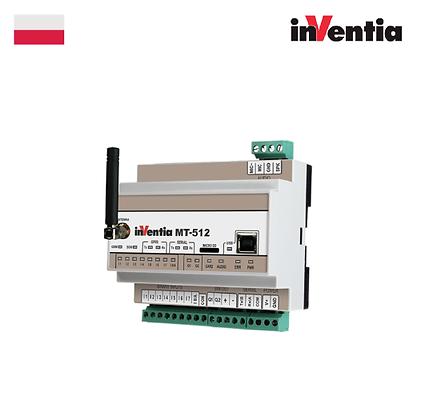 Módulo de Audio INVENTIA MT-512