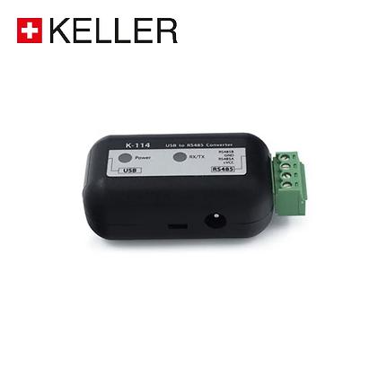 Convertidor USB-RS485 KELLER