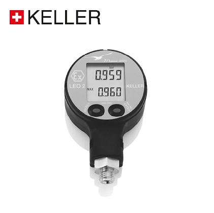 Manómetro Digital KELLER LEO 2