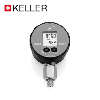 Manómetro Digital KELLER LEO 3