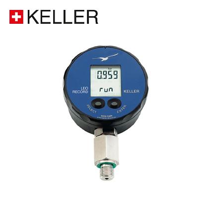 Manómetro Digital KELLER LEO Record